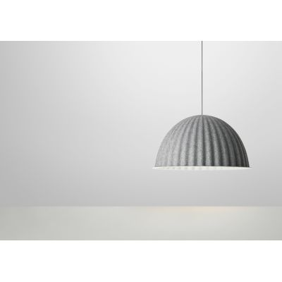 Under The Bell Pendant Lamp - Ex display Grey