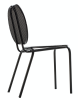 Roll Chair Black
