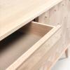 Scarpa Sideboard - oak (detail)