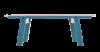 rform Slim Bench 01 Small - Stone Blue Grey