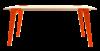 rform Switch Table S Large - Foxy Orange