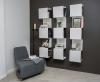 White Showcase#1 Bookcase