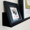Magpie Shelving Standard in Black