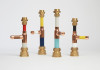 Candlestick (group of four)