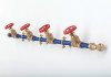 Coat Rack Single (Navy)