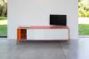 Frame Sideboard 01 Mid - Foxy Orange