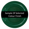 Powder Coated Racing Green Finish