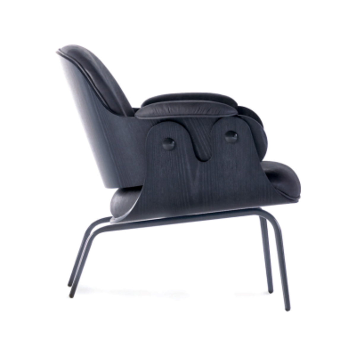 Brilliant Low Lounger Armchair Swivel Base Set Of 2 Bd Barcelona Creativecarmelina Interior Chair Design Creativecarmelinacom
