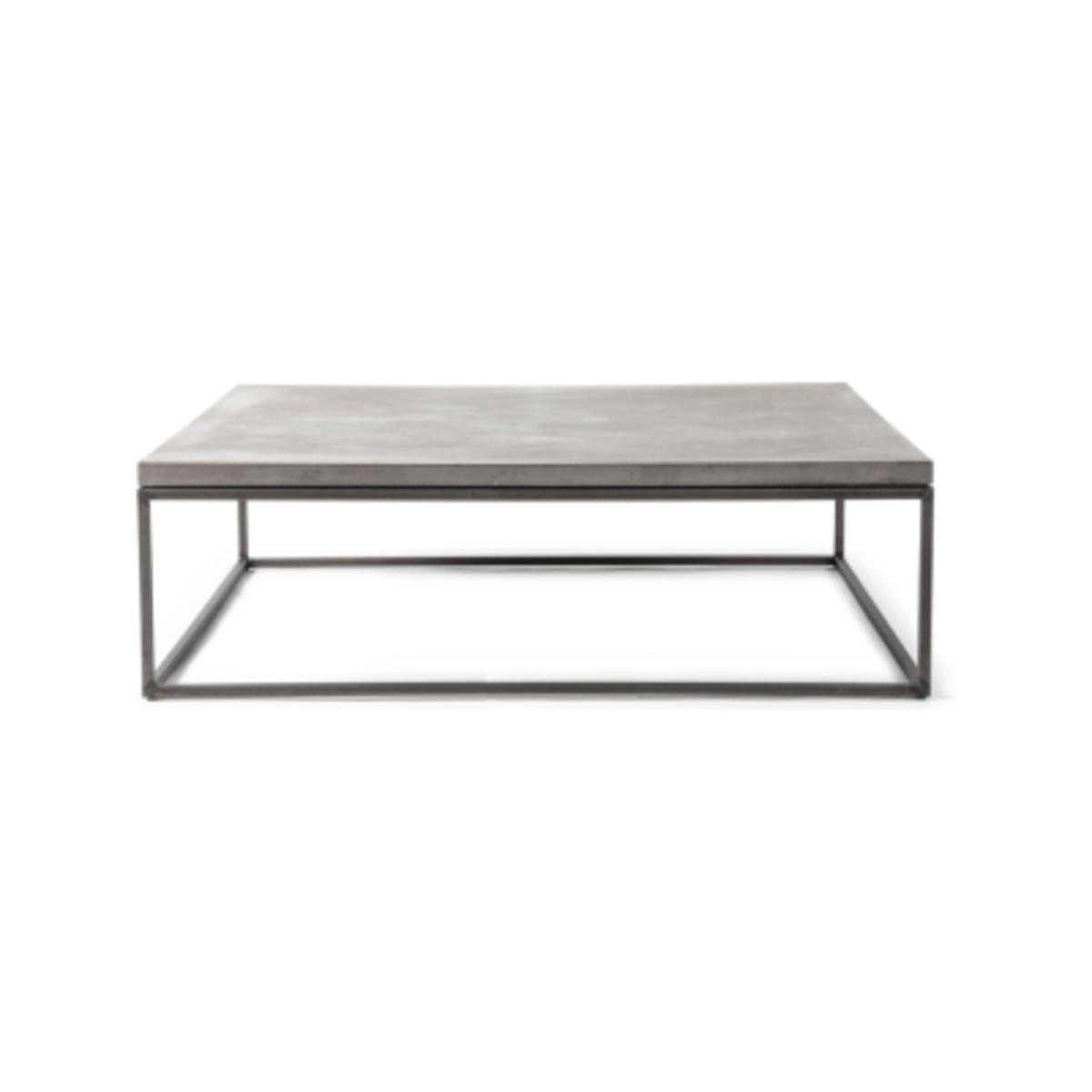 Side Table 100 Cm.Shop Concrete Perspective Side Table