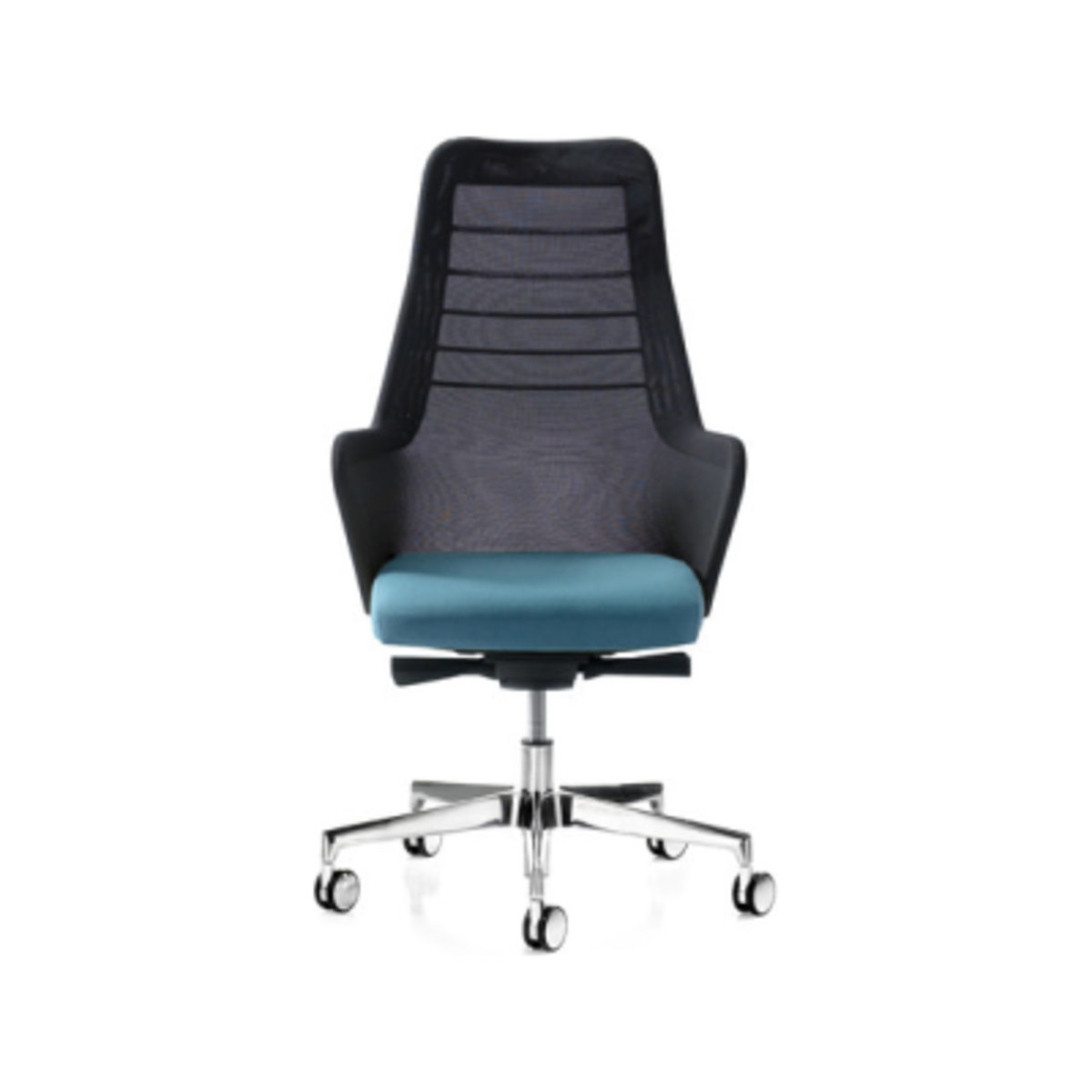 Miss Mesh Low Back Fix Base By Quinti Sedute Office Chairs