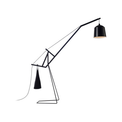 A Floor Lamp by Covo