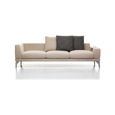 Acanto | 3-seater sofa by Mussi Italy