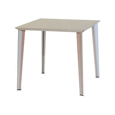 adeco RADAR T15 Aluminium Table by adeco