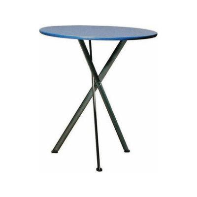 adeco Tripod aluminium table by adeco