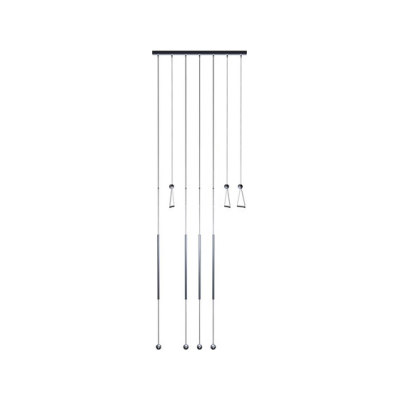 adeco wiredress ceiling coat hanger by adeco