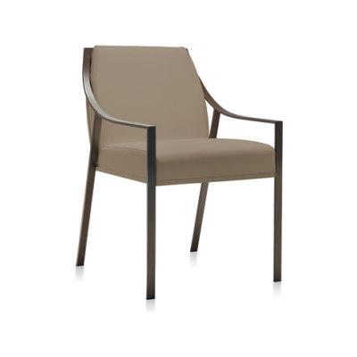 Aileron armchair by Frag