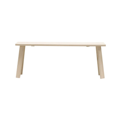 Alpin bench by HUSSL