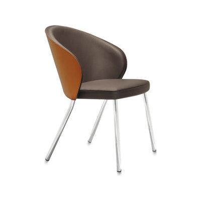 Antilla side chair by Frag