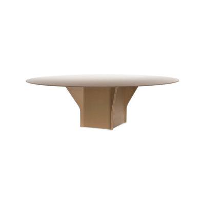 Argor O oval table by Frag