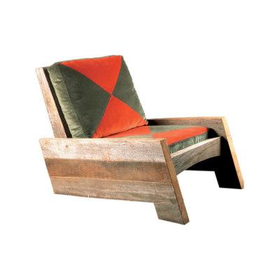 Asturias Armchair by Espasso