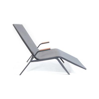 Atlantic relax sunbed by Fischer Möbel