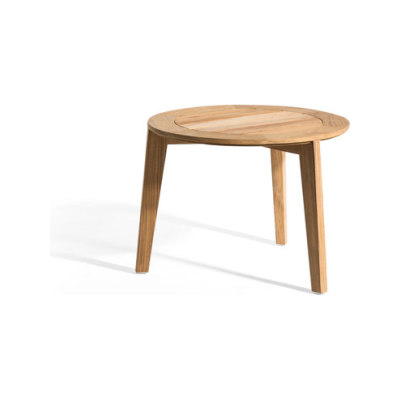 Attol Teak Side Table by Oasiq