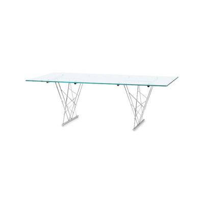 Avalon TR 220 glass table by Frag