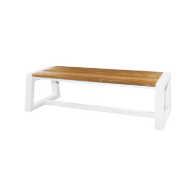 Baia bench 145 cm by Mamagreen
