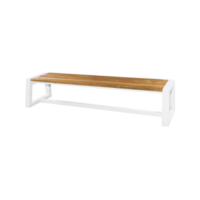Baia bench 205 cm by Mamagreen