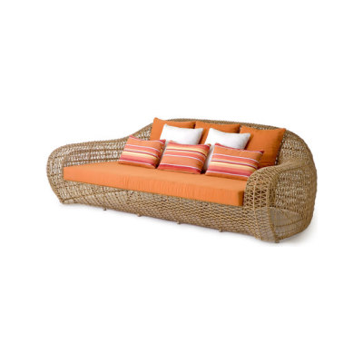 Balou Daybed by Kenneth Cobonpue
