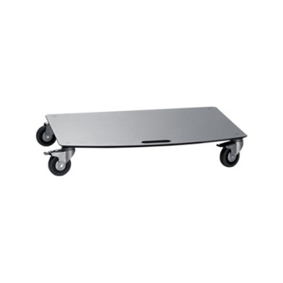 Base TV-Trolley with 1 shelf by Cascando