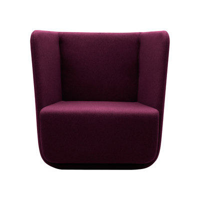 Basket chair low by Softline A/S