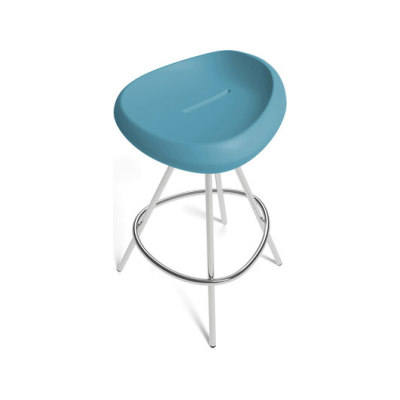 Beaser 65, kitchen stool by Lonc