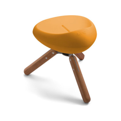 Beaser Wood 45, stool by Lonc