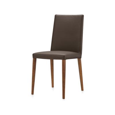 Bella H W side chair by Frag