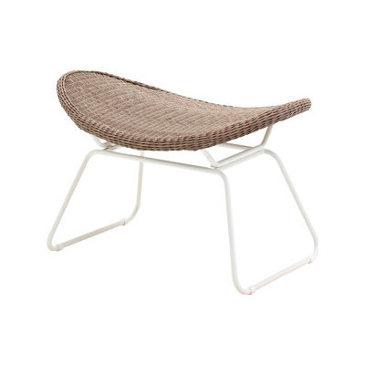 Bepal Footstool by Gloster Furniture