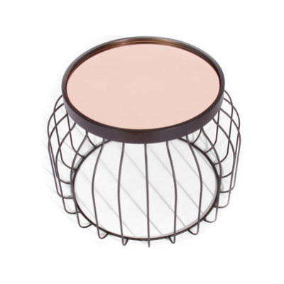 Bird Cage Table by Sauder Boutique