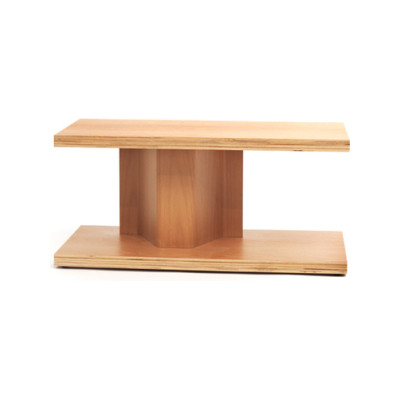 Bit Side Table 76 x 38 x 35 cm 76 x 38 x 35cm, Natural Oak