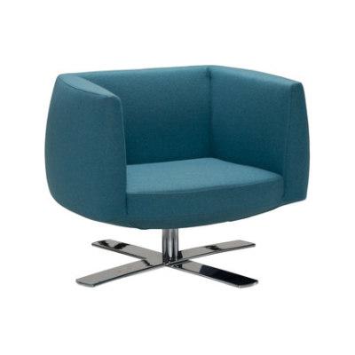 Botero Armchair by Koleksiyon Furniture
