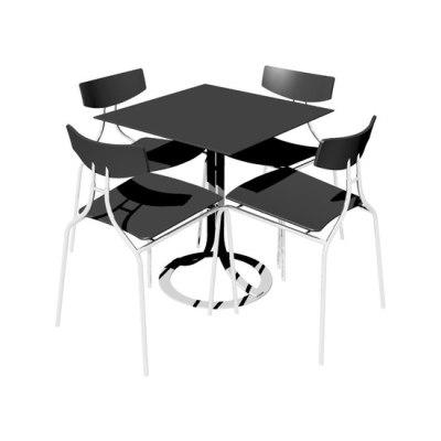 Café Donna Table by Askman