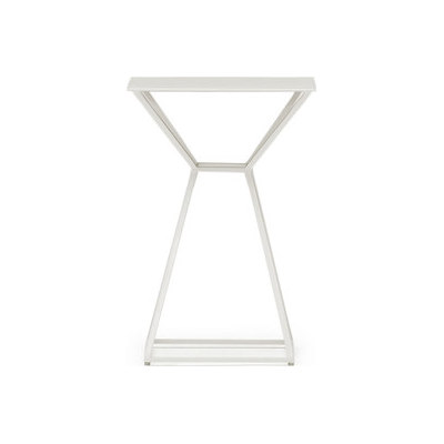 Calyx End Table square by Kenneth Cobonpue