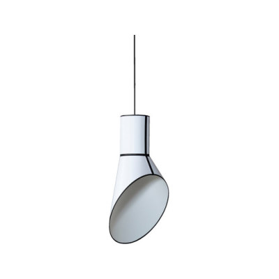 Cargo Pendant light small by designheure
