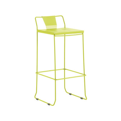 Chicago barstool by iSi mar