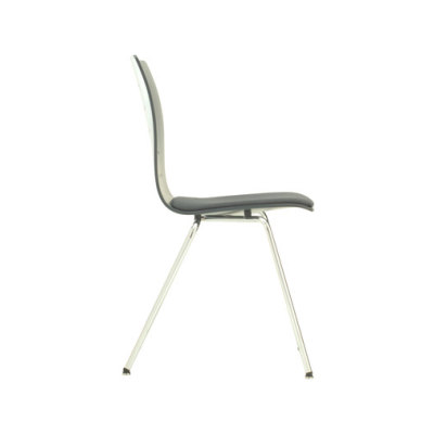 Cima | 4-legged general purpose chair by Züco