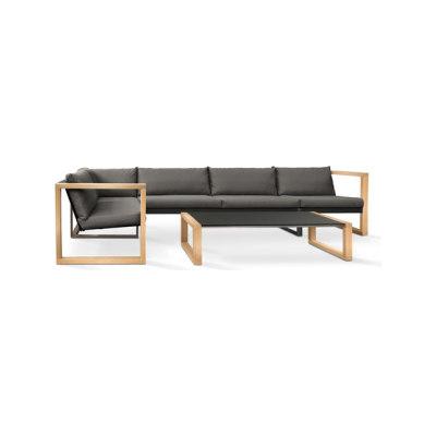 Cima Lounge Modular Lounge by FueraDentro