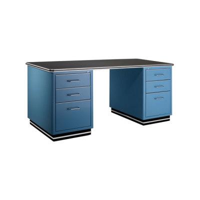 Classic Line TB 228 Desk by Müller Möbelfabrikation