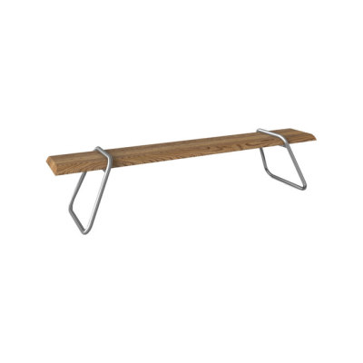 Clip-board bench 220 by Lonc