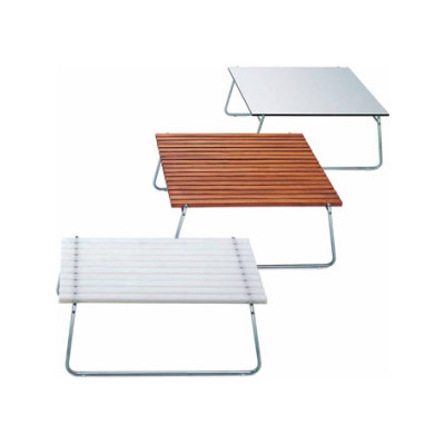 Clip low table by Bivaq