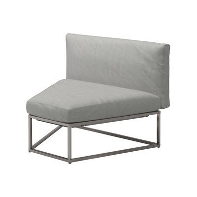 Cloud 75x100 Wedge Unit by Gloster Furniture