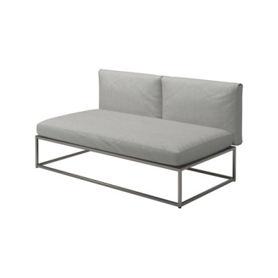 Cloud 75x150 Centre Unit by Gloster Furniture